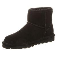 BEARPAW Alyssa Damen Winterstiefelette Lammfellstiefel Boots 2130W Black
