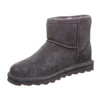BEARPAW Alyssa Damen Winterstiefelette Lammfellstiefel Boots 2130W Charcoal
