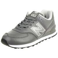 New Balance ML574 LPC Classic Sneaker Herren Schuhe grau Leder