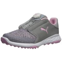 Puma Grip Fusion Sport Jrs Disc Damen Junior Golfschuhe Golf 192246 02