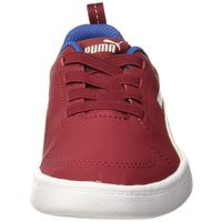 Puma Courtflex PS Kinder Unisex Sneaker Turnschuh 362650
