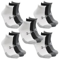 15 Paar Under Armour HeatGear Lo Cut Sneaker Socken Unisex Kurzsocke