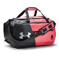 Under Armour UA Undeniable Duffel 4.0 Medium Reisetasche Sporttasche 58 Liter pink