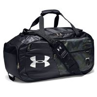 Under Armour UA Undeniable Duffel 4.0 Medium Reisetasche Sporttasche 58 Liter braun