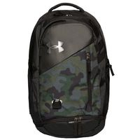 Under Armour UA Hustle 4.0 Backpack Rucksack braun 1342651