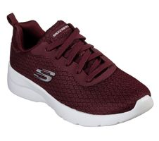 Skechers Sport Womens DYNAMIGHT 2.0 EYE TO EYE Sneakers Women Rot