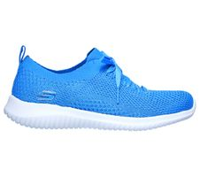 Skechers Sport Womens ULTRA FLEX SUGAR BLISS Sneakers Women Blau