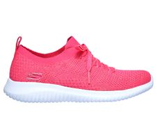 Skechers Sport Womens ULTRA FLEX SUGAR BLISS Sneakers Women Pink