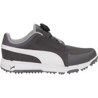 Puma Grip Sport Jrs Disc Junior Kinder Golfschuhe Golf 189605 01