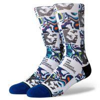 1 Paar Stance Foundation Classic Medium Cushion Socken Jimi Hendrix Dissolved