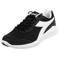 Diadora Eagle 3 W Damen Sneaker Turnschuh schwarz