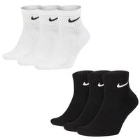3 Paar Nike Everyday Lightweight Ankle Sneaker Quarter Socken SX7677