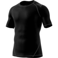 adidas Alphaskin Ask Spr Tee Herren Shirt Fitness Training Compression Climacool CF7235 schwarz