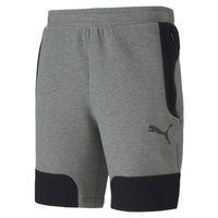 "PUMA Evostripe Shorts 8"" Sporthose Trainingshose 581487 03 Grau"