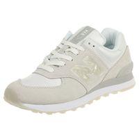 New Balance WL574 WNT Classic Sneaker Damen Schuhe grau