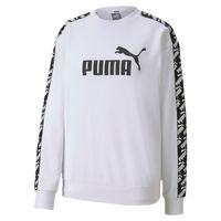 PUMA Damen Amplified Crew Sweat TR Sweatshirt Pullover 582022 Weiss