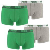 4 er Pack Puma Short Boxer Boxershorts Herren Pant Unterwäsche kurz