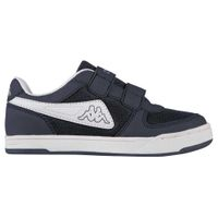 Kappa Unisex Kinder Trooper Light Sun Sneaker Turnschuh 260536K Blau