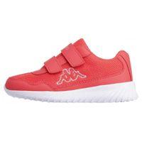 Kappa Mädchen Cracker II K Sneaker Turnschuhe 260647K Pink