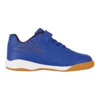 Kappa Kinder FURBO K Hallensportschuh Sneaker Indoor 260776 6011 blau