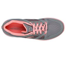 Skechers Sport Womens SUMMITS NEW WORLD Sneakers Women Grau