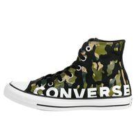 Converse CTAS Hi Unisex High-Top Sneaker 166232C Camo