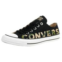 Converse CTAS Ox Unisex Chucks Sneaker 166234C Schwarz