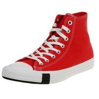Converse Unisex Logo Play Chuck Taylor AS High-Top Sneaker 166736C Rot