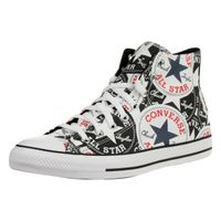 Converse Unisex Logo Play Chuck Taylor AS High-Top Sneaker 166985C