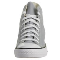 Converse Unisex Seasonal Color Chuck Taylor AS High-Top Sneaker 166705C Grau