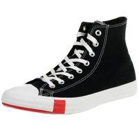 Converse Unisex Logo Play Chuck Taylor AS High-Top Sneaker 166734C Schwarz