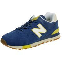 New Balance ML 574 JHP Classic Sneaker Herren Schuhe blau
