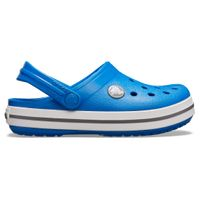 Crocs Crocband Clog K Kinder Junior Clog Relaxed Fit 204537-4JN Blau