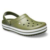 Crocs Crocband Clog Sandale Badelatsche Unisex 11016 Grün