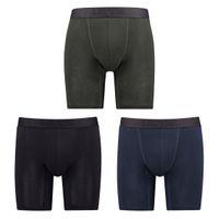 1er Pack Levis Herren Movement Tencel Long Boxer Shorts Unterhose Pant Unterwäsche