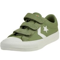 Converse CTAS 3V OX Easy-On Star Player Low Top Kinder Sneaker 667545C Grün