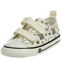 Converse Easy - On Chuck Taylor All Star Low Top Kinder Sneaker 767899C Beige