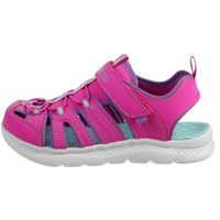 Skechers Girls C-FLEX SANDAL 2.0 PLAYFUL TREK Sandalen Kids Pink