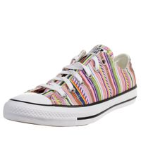 Converse Unisex Summer Stripes  CTAS OX Low Top Sneaker 168293C Bunt