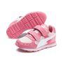 PUMA Vista V PS Kinder Sneaker Sportschuh Klett 369540 10 Rosa 001