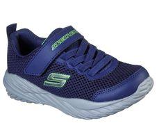 Skechers Boys NITRO SPRINT KRODON Sneakers Kids Blau