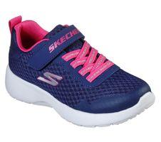 Skechers Kinder DYNAMIGHT LEAD RUNNER Sneakers Mädchen 81303L Blau