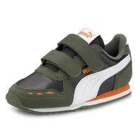 PUMA Cabana Racer SL V PS Kids Sneaker Schuhe Grün 360732