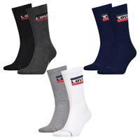12 Paar Levis 144NDL Regular Cut SPR Unisex Socken Strümpfe 902012001