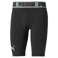 PUMA BBall Compression Shorts Herren Basketball Sport Hose 605078 Schwarz