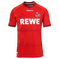 Uhlsport 1.FC Köln Auswärtstrikot Trikot Shirt 2020/2021 Herren rot