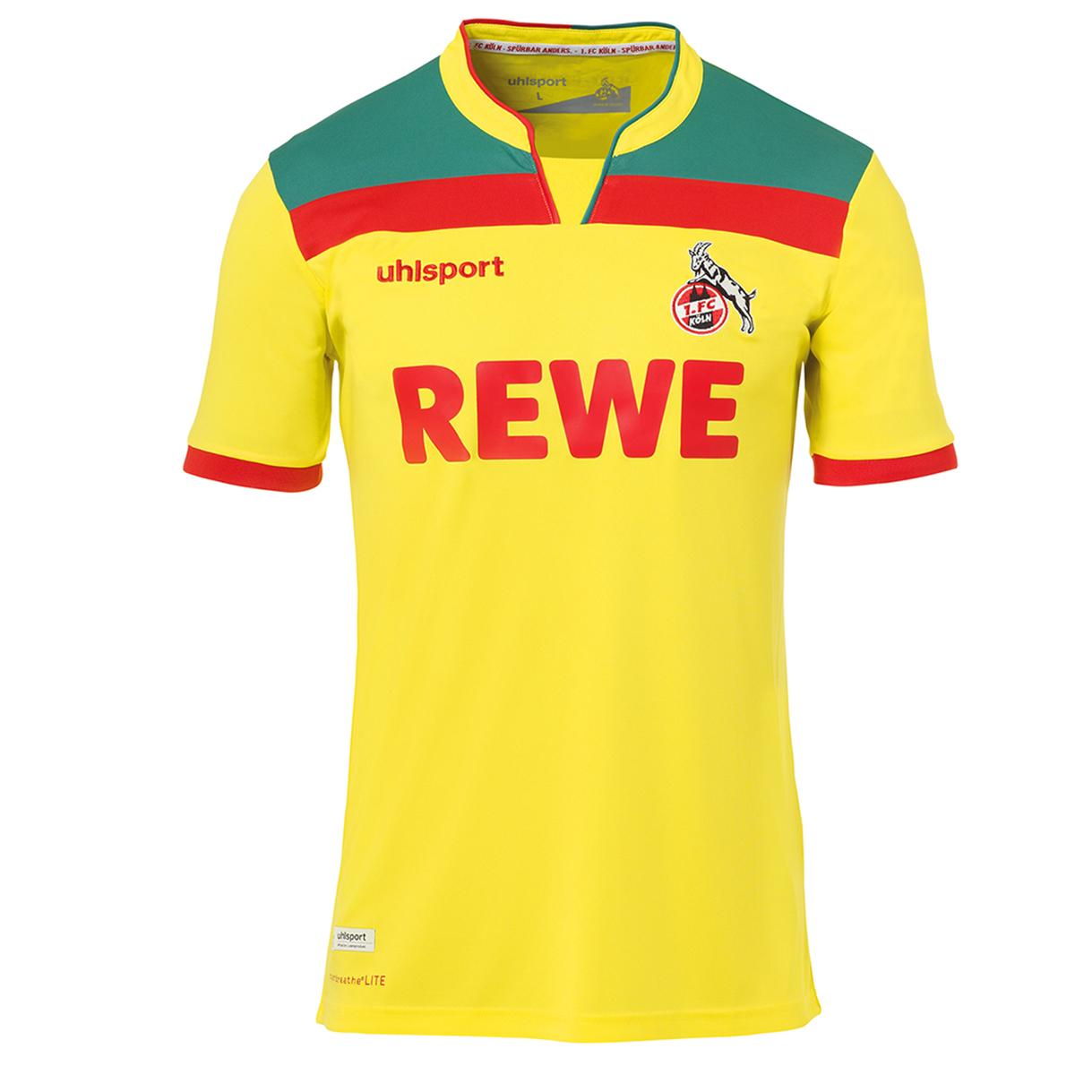 Trikot Fc Köln 2021 17