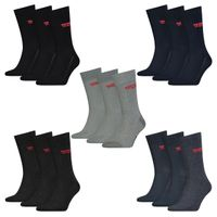12 Paar Levis 168SF Regular Cut Unisex Socken Sneakersocken Strümpfe 903052001
