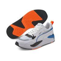 Puma X - Ray 2 Square Herren Sneaker Turnschuhe 373108 Weiß