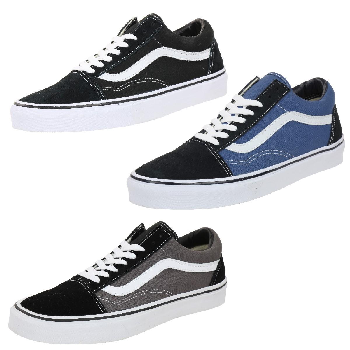 VANS Old Skool Classic Sneaker Skate Schuhe Klassiker Marke